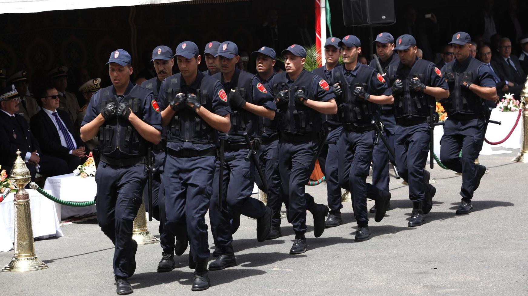 صور رائعة للشرطة المغربية 2014 Police14