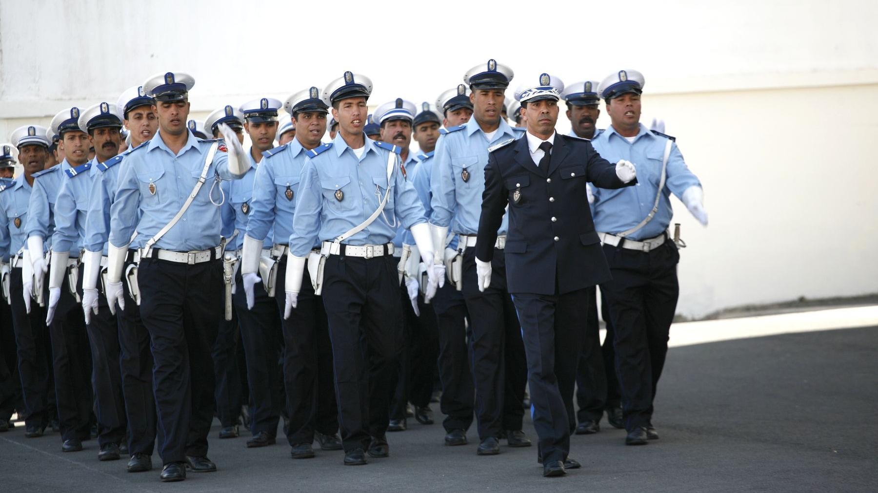 صور رائعة للشرطة المغربية 2014 Police16