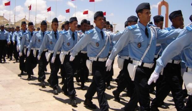 صور رائعة للشرطة المغربية 2014 Police18