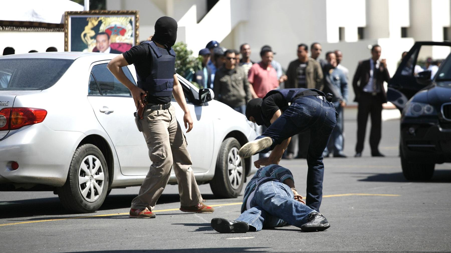 صور رائعة للشرطة المغربية 2014 Police20