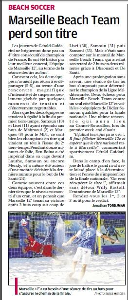 BEACH SOCCER A MARSEILLE /  MARSEILLE 12 EME MONTREDON ... - Page 2 1_bmp43