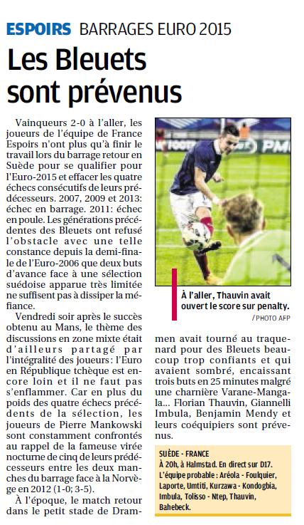 EQUIPE DE FRANCE ESPOIRS - Page 13 2010