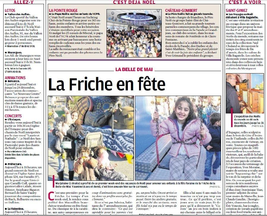 RICHE OU PAUVRE JEUNE OU VIEUX NOUS SOMMES EGAUX DEVANT LA FEERIE DE NOEL - Page 29 2611