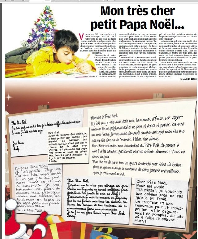RICHE OU PAUVRE JEUNE OU VIEUX NOUS SOMMES EGAUX DEVANT LA FEERIE DE NOEL - Page 29 2811