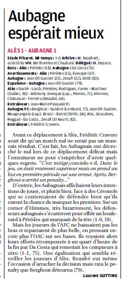 FC AUBAGNE // CFA2 GROUPE SUD EST  G - Page 19 418