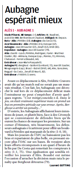 OLYMPIQUE D'ALES // CFA2  GROUPE E  - Page 12 418