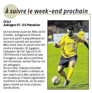 FC AUBAGNE // CFA2 GROUPE SUD EST  G - Page 19 518