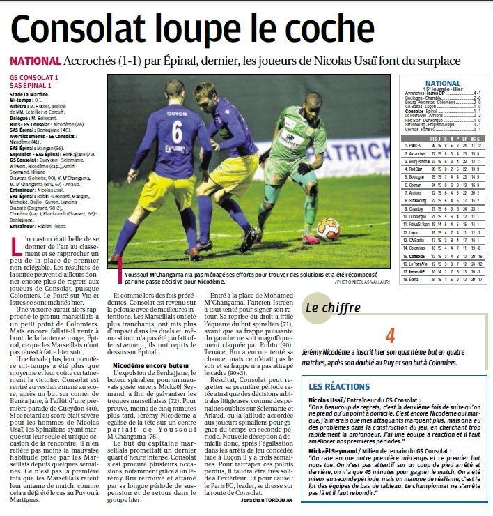 Stade athlétique spinalien// SAS EPINAL  - Page 6 726