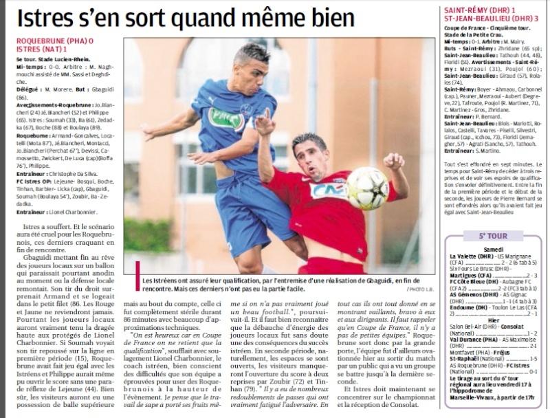 COUPE DE FRANCE EN MEDITERRANEE  - Page 2 7a10