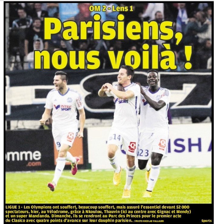 SUPPORTERS ...ALLEZ L'OM - Page 6 820