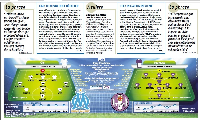 SUPPORTERS ...ALLEZ L'OM - Page 6 8a16