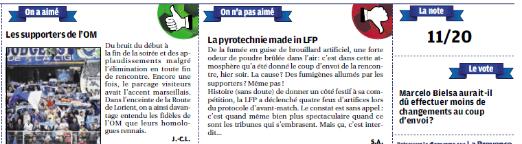 SUPPORTERS ...ALLEZ L'OM - Page 6 8e10