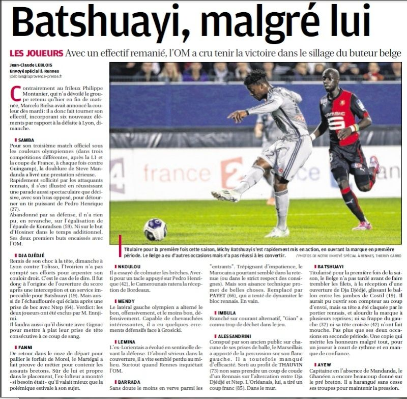 MICHY BATSHUAYI, LE BUFFLE DE BRUXELLES - Page 5 8j10