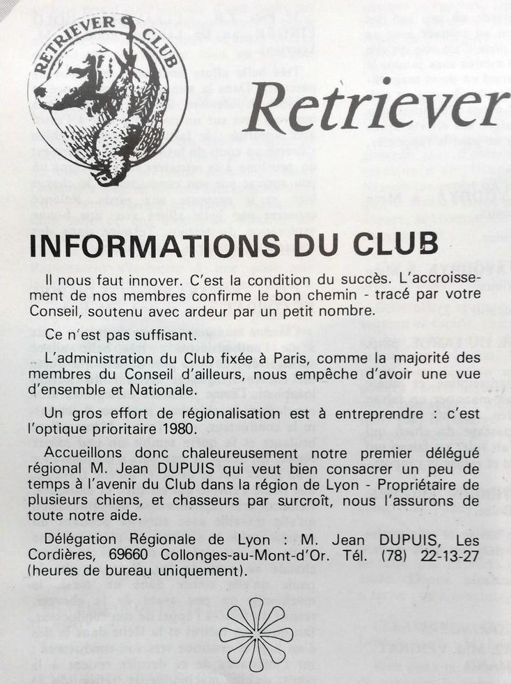 Premier délégué régional du Retriever Club... Dylygu10