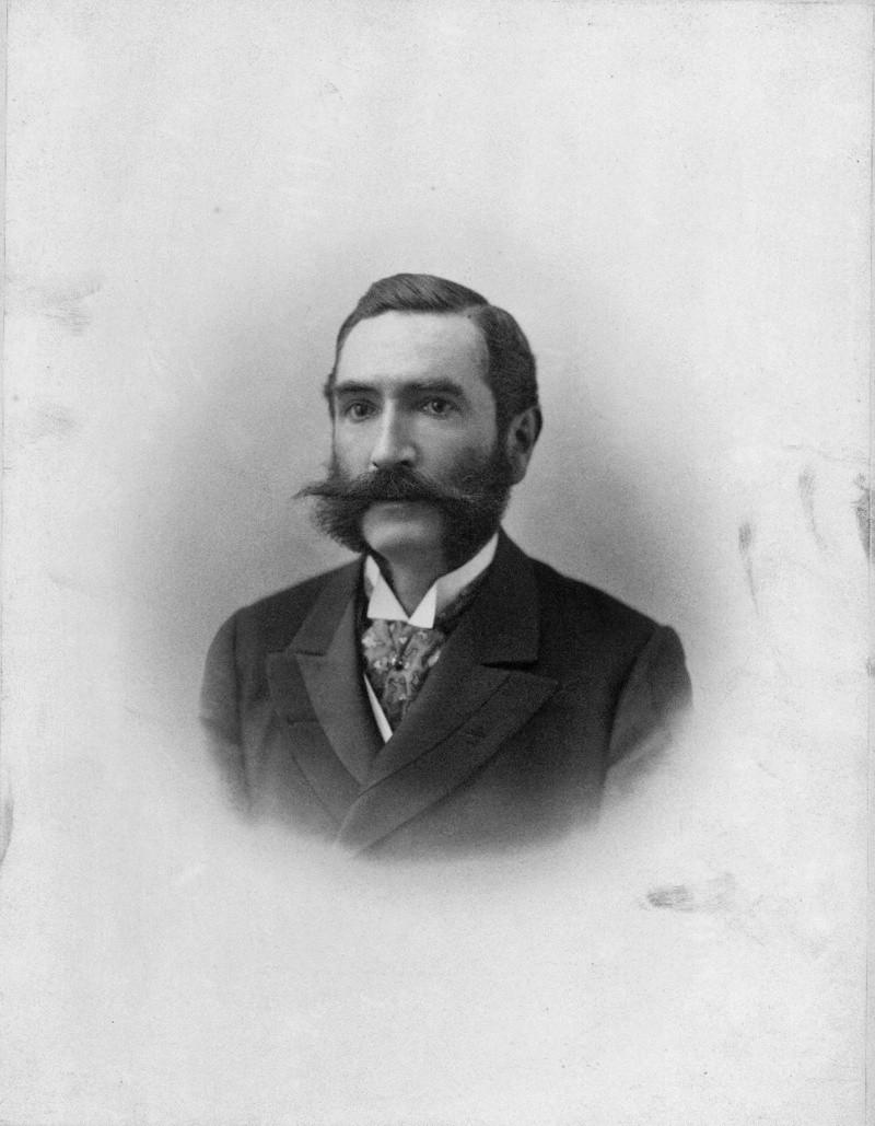 Duc de Lesparre, 1e Président du Retriever Club... Lespar12