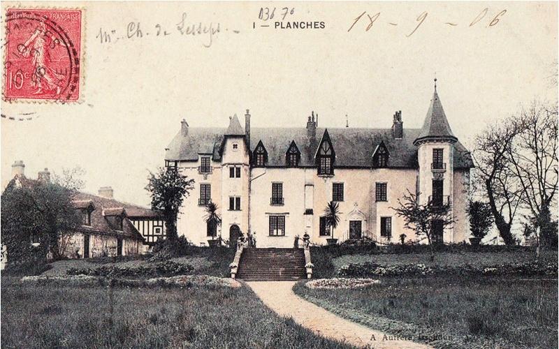M. Charles de Lesseps, premier Secrétaire-Trésorier du Retriever Club... Lessep13