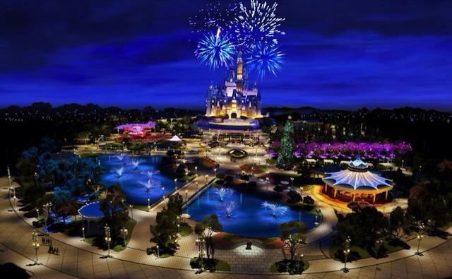 Shanghai Disneyland  - Page 9 10142410