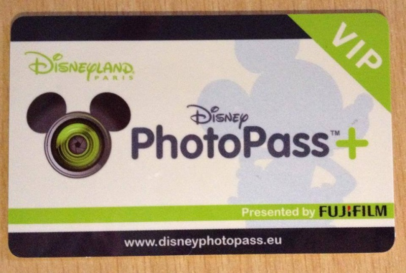 Service PhotoPass à DisneyLand Paris 10406310