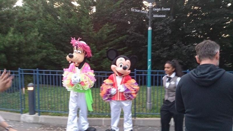 Soirée Fnac One au parc Walt Disney Studios 10408710