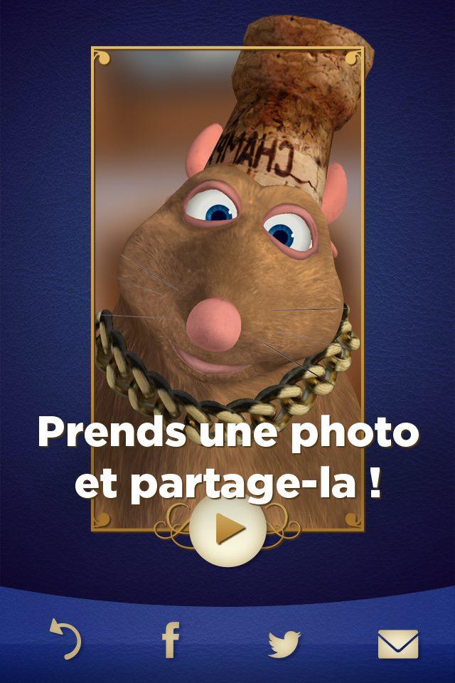 Photos publiées sur Facebook par Disneyland® Paris 10480910