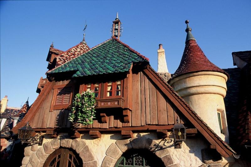 Photos publiées sur Facebook par Disneyland® Paris 10515110
