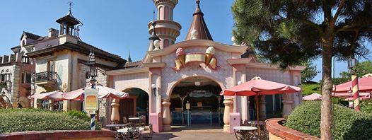 Photos publiées sur Facebook par Disneyland® Paris 10520410