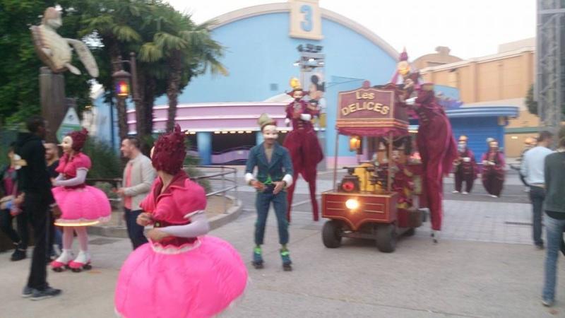 Soirée Fnac One au parc Walt Disney Studios 10527810