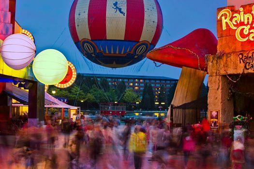 Photos publiées sur Facebook par Disneyland® Paris 10547610