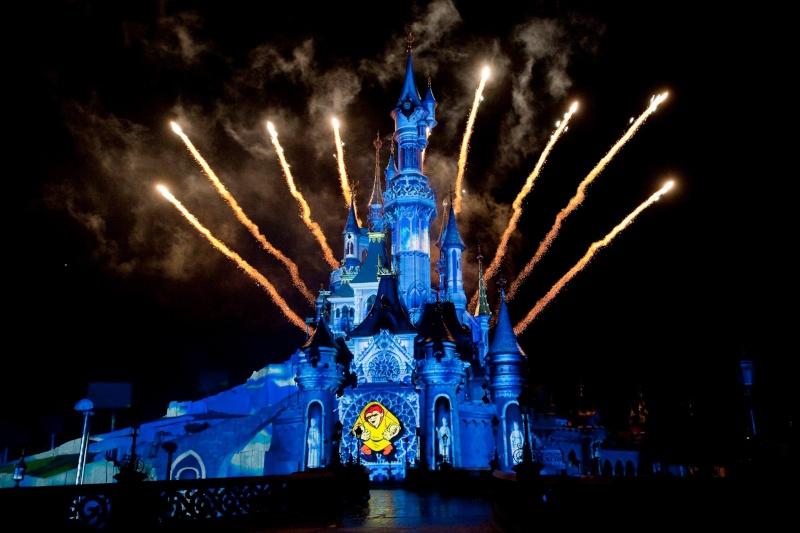 Photos publiées sur Facebook par Disneyland® Paris 10548110