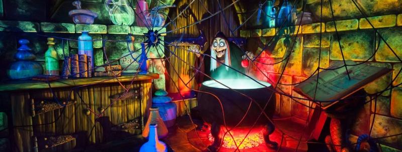 Photos publiées sur Facebook par Disneyland® Paris 10548211