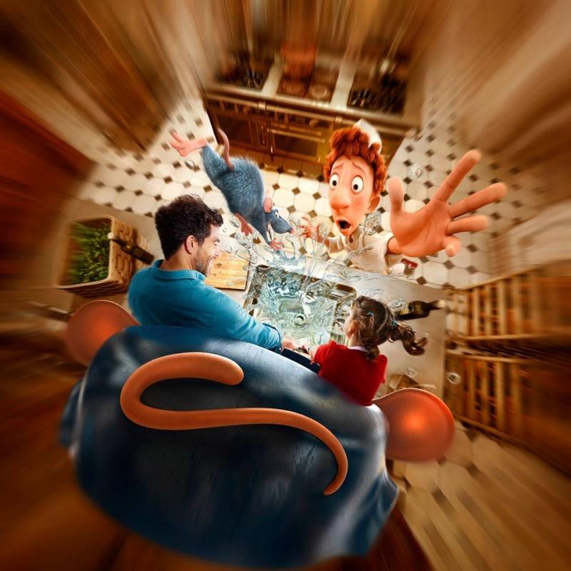 Photos publiées sur Facebook par Disneyland® Paris 10557311