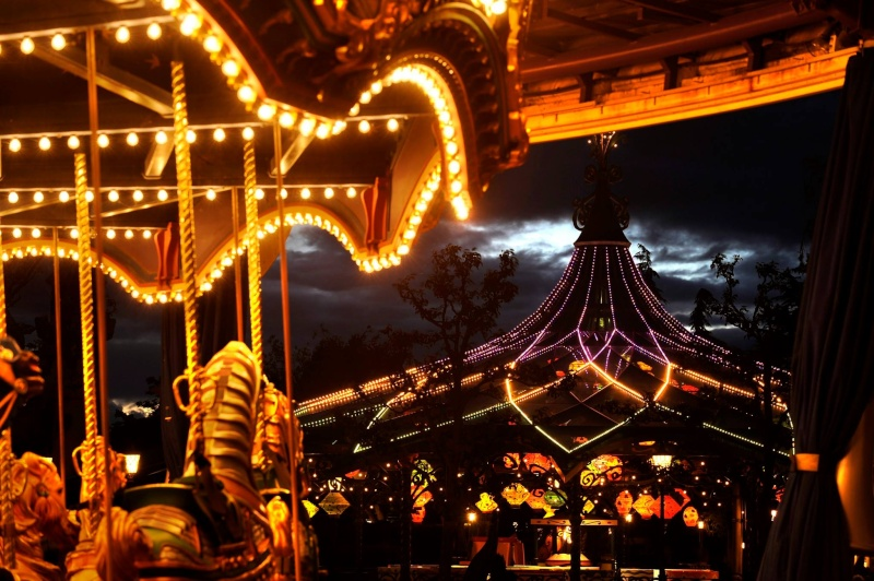 Photos publiées sur Facebook par Disneyland® Paris 10572210