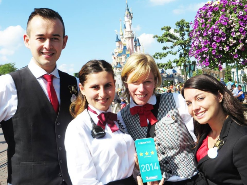 Disneyland Paris - Destination 3 étoiles  10659410