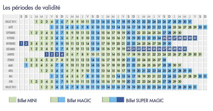 Nouveau type de billet sur le site de Disneyland Paris 14029211
