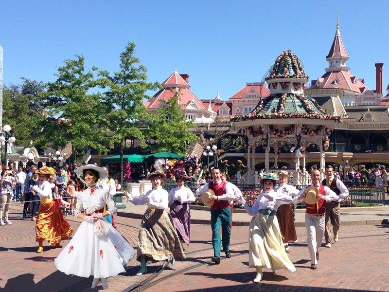 Festival du Printemps du 1er mars au 31 mai 2015 - Disneyland Park  14191510