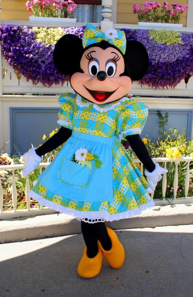 Festival du Printemps du 1er mars au 31 mai 2015 - Disneyland Park  14191511