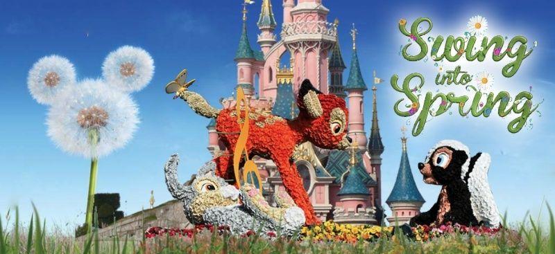 Festival du Printemps du 1er mars au 31 mai 2015 - Disneyland Park  155