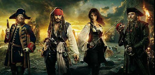 Ciné-concert sur la saga Pirates des Caraïbes les 19, 20 et 21 mars 2015 au Grand Rex ! 19594210