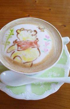 Latte Art Disney  2413