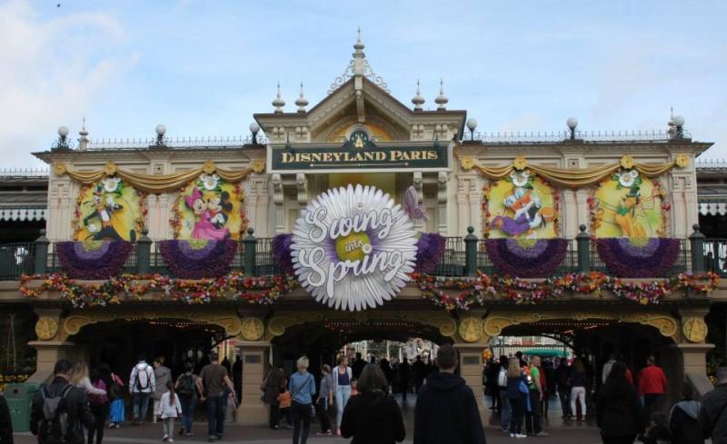 Festival du Printemps du 1er mars au 31 mai 2015 - Disneyland Park  258