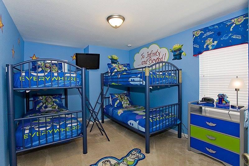 Idée déco chambre Disney 2912
