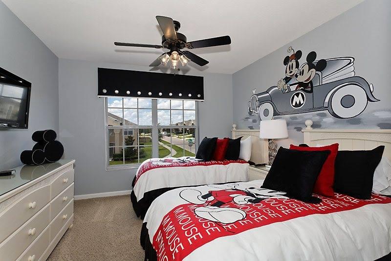 Idée déco chambre Disney 3411