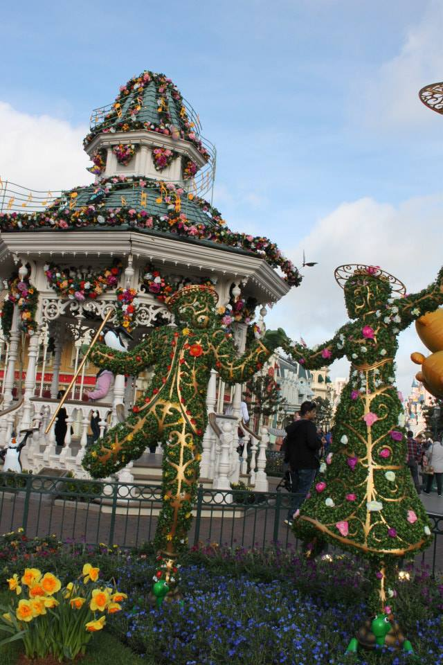 Festival du Printemps du 1er mars au 31 mai 2015 - Disneyland Park  357