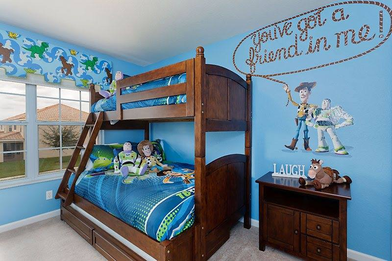 Idée déco chambre Disney 3611