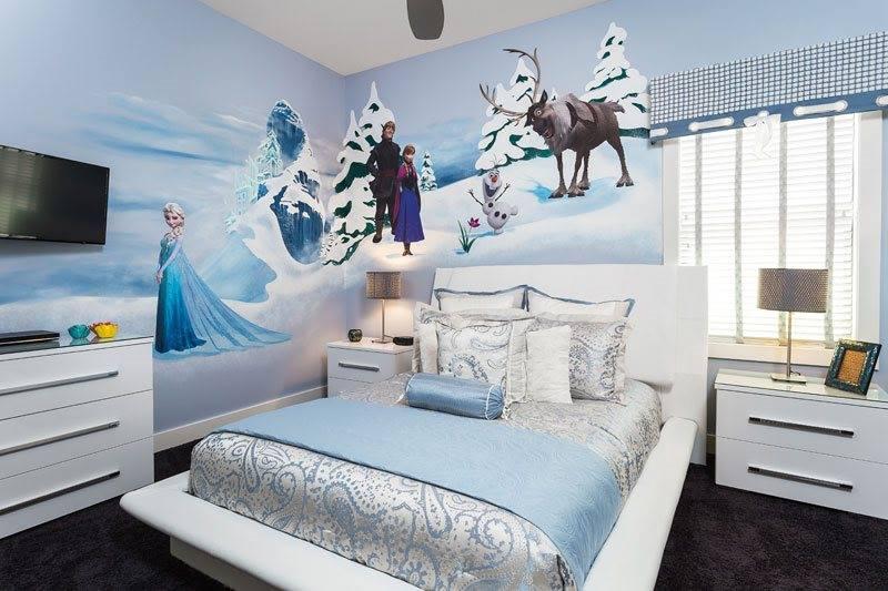 Idée déco chambre Disney 3911