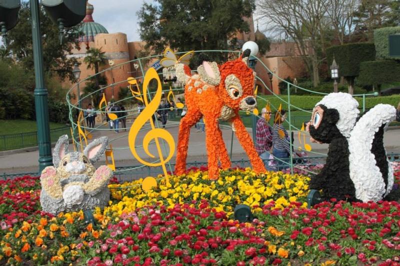 Festival du Printemps du 1er mars au 31 mai 2015 - Disneyland Park  449
