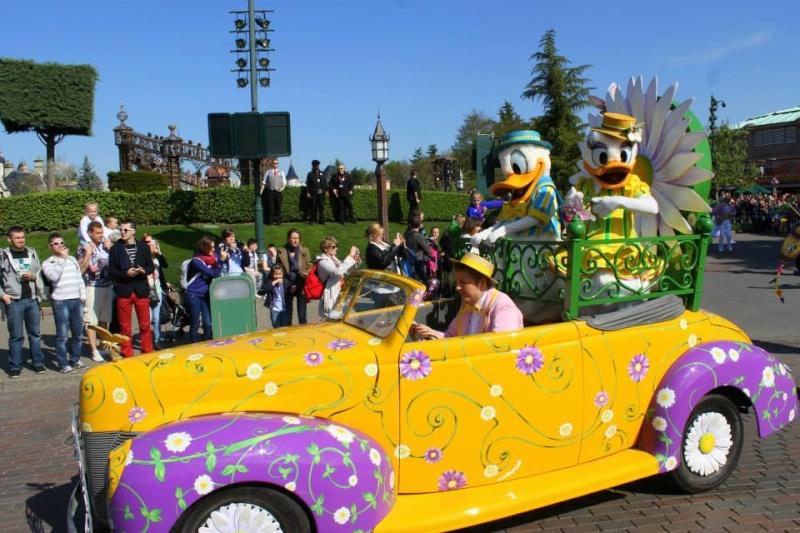 Festival du Printemps du 1er mars au 31 mai 2015 - Disneyland Park  536