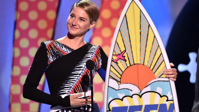 Teen Choice Awards 2014 : les récompenses pour Disney 640_sh10