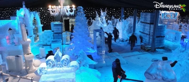 Le Festival de Sculpture de Glace Liège du 22 novembre 2014 au 4 janvier 2015  - Anvers du 29 novembre 2014 au 11 janvier 2015  8_110