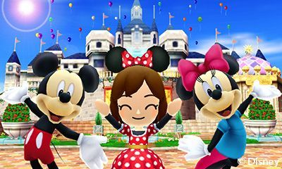 Disney Magical World  [3ds] Disney15